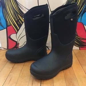 NWOT BOGS Neoclassic Tall Boots Women's Size 7